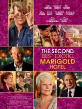 """Отель """"Мэриголд"""". Заселение продолжается / The Second Best Exotic Marigold Hotel"""