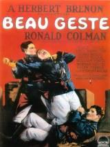 Красавчик Жест / Beau Geste