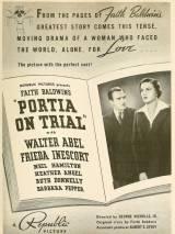 Суд над Портией / Portia on Trial