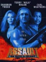 Нападение на Остров Дьявола / Assault on Devil`s Island