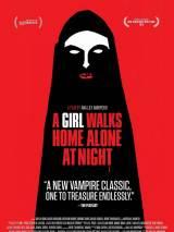 Девушка возвращается одна ночью домой / A Girl Walks Home Alone at Night