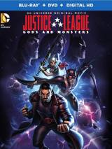 Лига справедливости: Боги и монстры / Justice League: Gods and Monsters