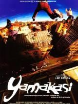 Ямакаси: Свобода в движении / Yamakasi - Les samouraïs des temps modernes