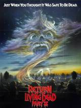 Возвращение живых мертвецов 2 / Return of the Living Dead: Part II
