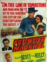 Приграничный маршал / Frontier Marshal
