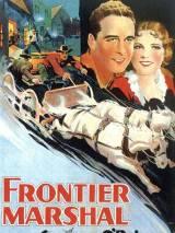 Пограничный маршал / Frontier Marshal