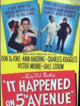 Это случилось на Пятой авеню / It Happened on Fifth Avenue