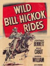 Дикий Бил Кикок в седле / Wild Bill Hickok Rides