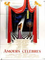 Знаменитые любовные истории / Amours célèbres