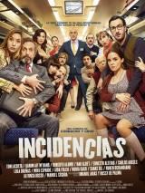 Новогодний отрыв / Incidencias