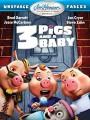 Изменчивые басни: 3 поросенка и ребенок / Unstable Fables: 3 Pigs & a Baby