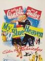 Мой голубой рай / My Blue Heaven