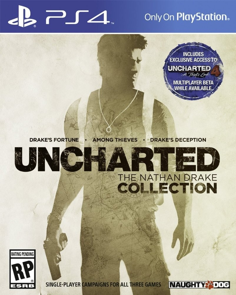 Обложка N131123 к игре Uncharted: Drake`s Fortune (2007)