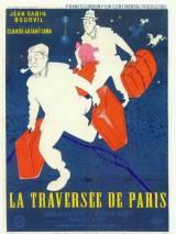 Через Париж / La traversée de Paris