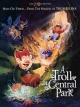 Тролль в Центральном парке / A Troll in Central Park