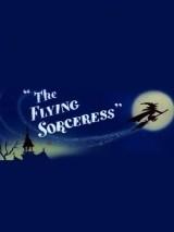 И немного колдовства / The Flying Sorceress