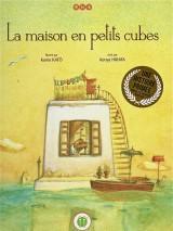 Дом из маленьких кубиков / La Maison en petits cubes