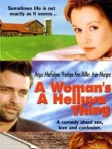 Женщина – адская штучка / A Woman`s a Helluva Thing