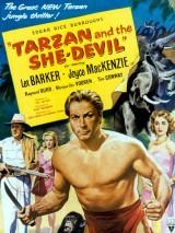 Тарзан и дьяволица / Tarzan and the She-Devil