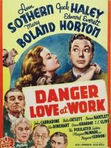 Осторожно, любовь за работой / Danger - Love at Work