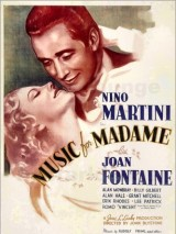 Музыка для мадам / Music for Madame