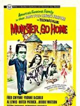 Монстры, идите домой / Munster, Go Home!