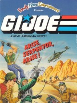 Джо-солдат: Восстань, Серпентор, восстань! / Action Force: Arise, Serpentor, Arise!