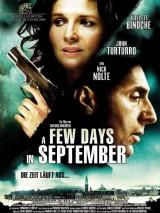 Несколько дней в сентябре / Quelques jours en septembre