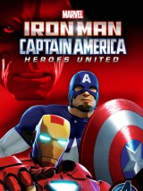 Железный человек и Капитан Америка: Союз героев / Iron Man and Captain America: Heroes United