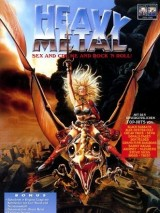 Тяжелый металл / Heavy Metal
