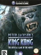 "Превью обложки #130538 к игре ""King Kong: The Official Game of the Movie"" (2005)"