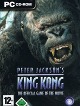 "Превью обложки #130539 к игре ""King Kong: The Official Game of the Movie"" (2005)"