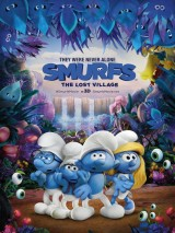 Смурфики. Затерянная деревня / Smurfs: The Lost Village