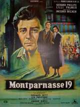 Монпарнас-19 / Les amants de Montparnasse