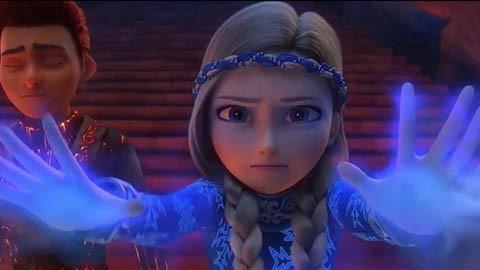 снежная королева герда фото
