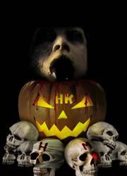 Здравствуй, наш кровавый Хэллоуин!