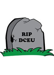 Покойся с миром, киновселенная DC