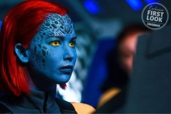 образ мистик изменили для фильма люди икс темный феникс
