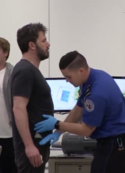 Бена Аффлека обыскали в аэропорту Лос-Анджелеса