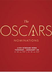 """Прямая трансляция презентации номинантов на """"Оскар 2017"""""""