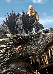"""В седьмом сезоне """"Игры престолов"""" драконы будут размером с Boeing 747"""