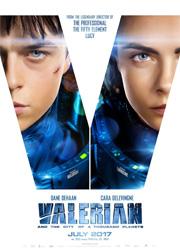 """Фильм """"Валериан и город тысячи планет"""" станет самым дорогим в истории Франции"""