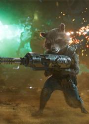 """Ракетного Енота заметили на съемках """"Мстителей 3"""" в Хогвартсе"""