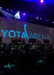 Состоялась презентация киберспортивного комплекса Yota Arena