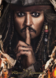 "Критики разгромили ""Пиратов Карибского моря 5"""