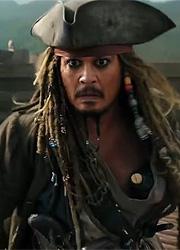 """В """"Пиратах Карибского моря 5"""" нашли ссылку на """"Ходячих мертвецов"""""""