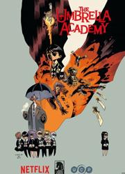 "Netflix заказал производство супергероического боевика ""Академия Амбрелла"""
