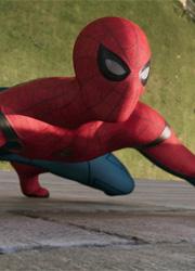 Человек-паук сокрушил в прокате Бэтмена и Супермена