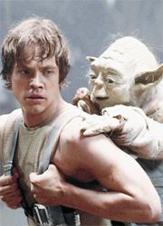 Йода хотел тренировать Лею вместо Люка