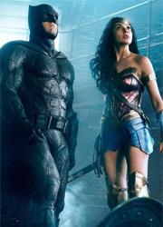 """фото новости У Бэтмена и Чудо-женщины мог быть ребенок в """"Лиге справедливости"""""""
